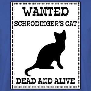 Wanted Schrödinger's Cat - Dead And Alive Sweaters - Mannen sweater