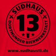 Motiv ~ Simples Shirt für Sudhaus-13-Freunde (mit URL)
