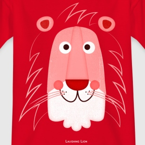 Lion Face Kids T - Kids' T-Shirt