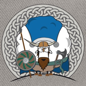 Sheep Marry Viking Edition - Schaf Marry Wikinger - Snapback Cap