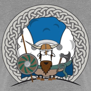 Sheep Marry Viking Edition - Schaf Marry Wikinger - Frauen Premium T-Shirt