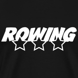 Rowing Tee shirts - T-shirt Premium Homme