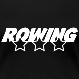 Rowing T-Shirts - Women's Premium T-Shirt