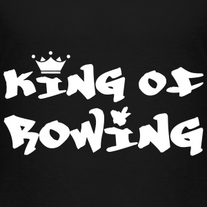 King of Rowing Shirts - Kinderen Premium T-shirt