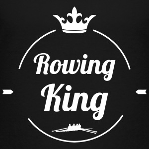 Rowing King Shirts - Teenage Premium T-Shirt