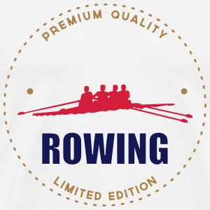Rowing T-shirts - Herre premium T-shirt