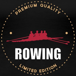 Rowing T-Shirts - Frauen Premium T-Shirt