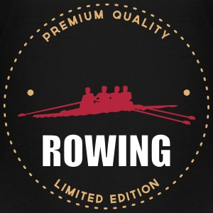 Rowing Skjorter - Premium T-skjorte for barn