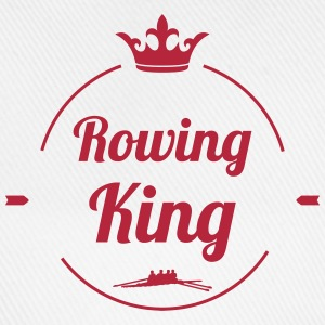 Rowing King Caps & Hats - Baseball Cap
