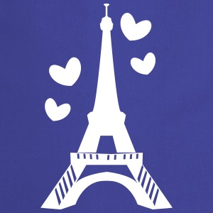 Love in Paris tower  Aprons - Cooking Apron