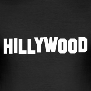 Hillywood T-shirts - slim fit T-shirt
