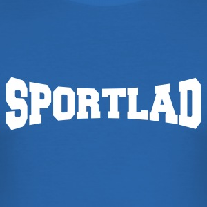 Sportlad - slim fit T-shirt