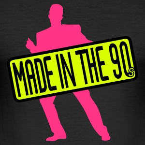 Eigeel Made In The 90's T-shirts - slim fit T-shirt