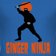 Design ~ Ginger Ninja Simple T