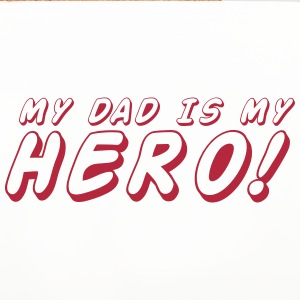 my dad is me HERO Mugs & Drinkware - Coasters (set of 4)