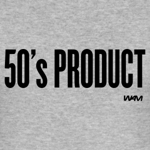 Grau meliert 50 's product T-Shirts - Männer Slim Fit T-Shirt