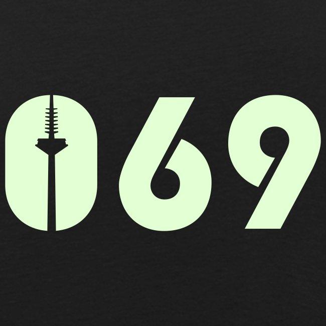 069 SHIRT GLOW-IN-THE-DARK