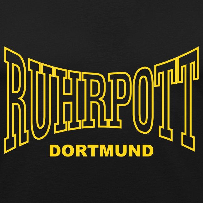 Ruhrpott Dortmund einfarbig