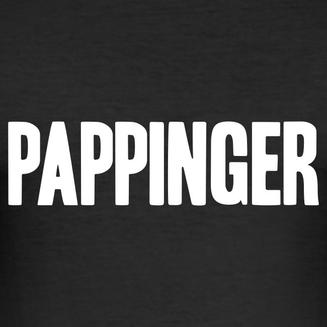 Pappinger Black