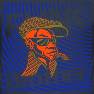 FUNK BROTHER 12 (C3 FR)- another funky pimp by toneyshirts.de - Tee shirt près du corps Homme