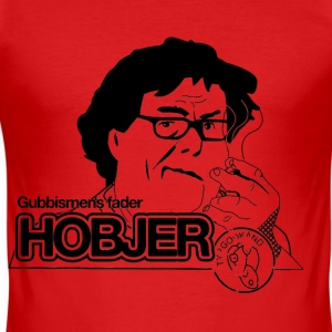 The Hobjer Shirt - Slim Fit T-shirt herr