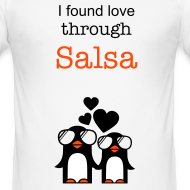 Design ~ Found love through Salsa