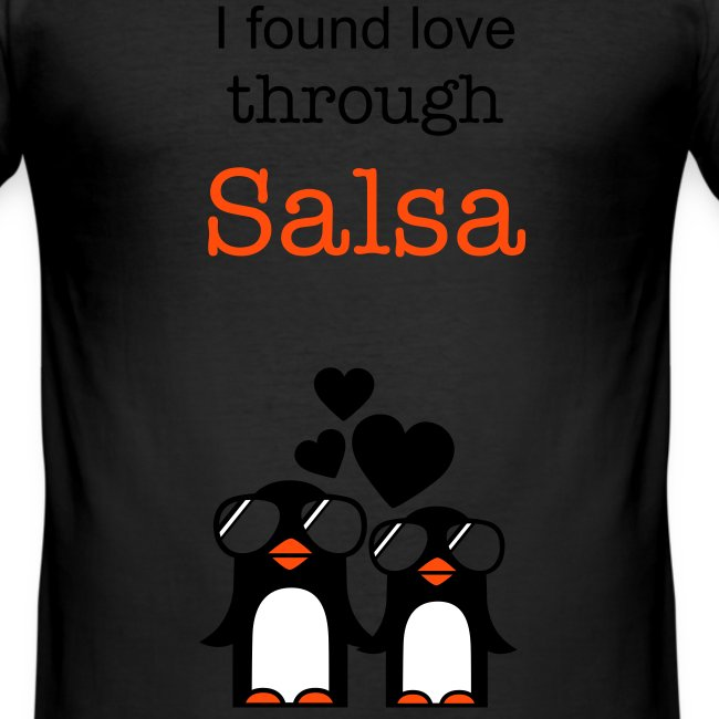 Found love through Salsa