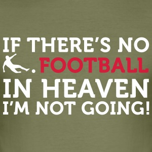 Football - In Heaven (2c) Camisetas - Camiseta ajustada hombre