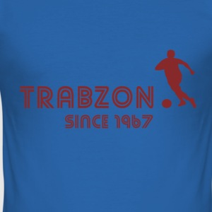 Trabzon Fussball Shirt T-Shirts - Männer Slim Fit T-Shirt
