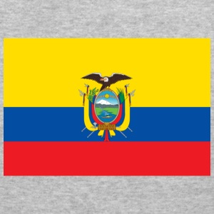 Crest Dominican Republic (dd) T-Shirts - Männer Slim Fit T-Shirt