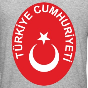 Crest Turkey (2c) T-shirts - Slim Fit T-shirt herr