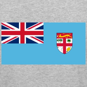 Flag French Polynesia (dd) T-skjorter - Slim Fit T-skjorte for menn