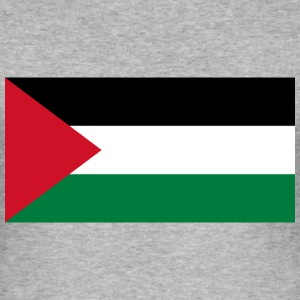 Flag Palestine (dd) T-skjorter - Slim Fit T-skjorte for menn