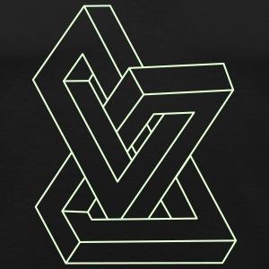 suchbegriff optische t uschung t shirts spreadshirt. Black Bedroom Furniture Sets. Home Design Ideas