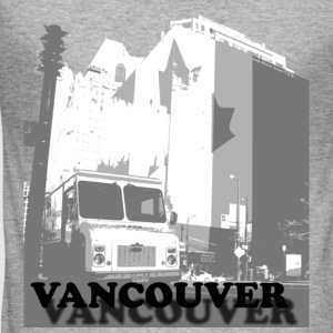 Vancouver streetview T-shirts - slim fit T-shirt