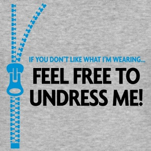 Free To Undress Me 2 (2c)++ T-shirts - Herre Slim Fit T-Shirt