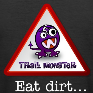Trail-Monster T-Shirts - Männer Slim Fit T-Shirt
