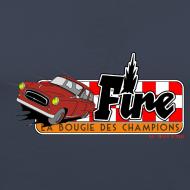 Motif ~ 403 FIRE ROUGE