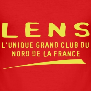grand_club - Tee shirt près du corps Homme