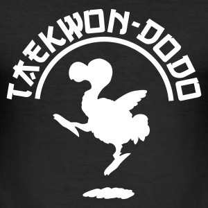 Taekwon Dodo T-Shirts - Männer Slim Fit T-Shirt