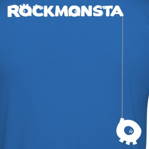 rockmonsta - Men's Slim Fit T-Shirt