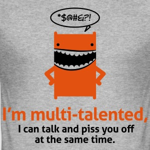 Multi Talented 1 (2c)++ T-shirts - slim fit T-shirt