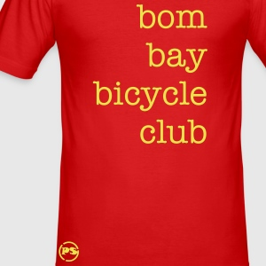mens slim fit bombay bicycle club tee shirt - Men's Slim Fit T-Shirt