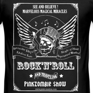 magic rock'n'roll Tee shirts - Tee shirt près du corps Homme