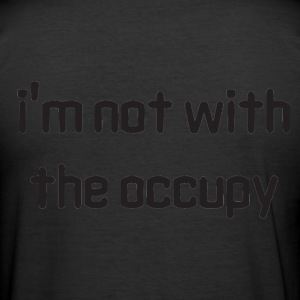 Occupy T-shirts - slim fit T-shirt