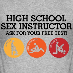 Sex Instructor 3 (dd)++ T-shirt - Maglietta aderente da uomo