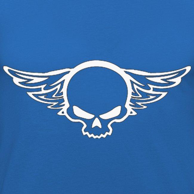 Skull H wings D