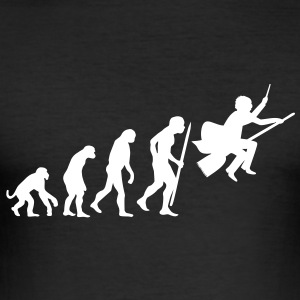 Harry Potter Evolution T-shirts - slim fit T-shirt