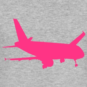 Airbus A320 - Men's Slim Fit T-Shirt