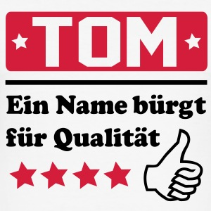 tom T-Shirts - Männer Slim Fit T-Shirt